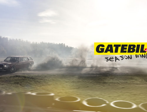 Gatebil Season Finale – Mantorp Park